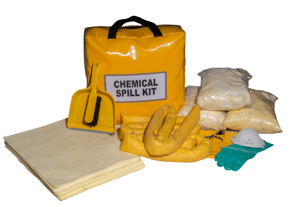 60L-CARRY BAG SPILL KIT CHEMICALS