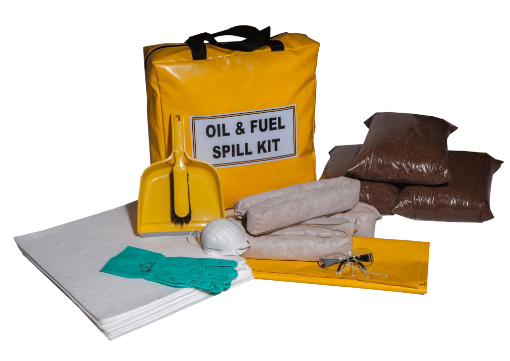 60L-CARRY BAG SPILL KIT OIL