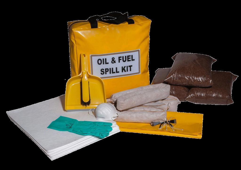 60L-CARRY BAG SPILL KIT OIL