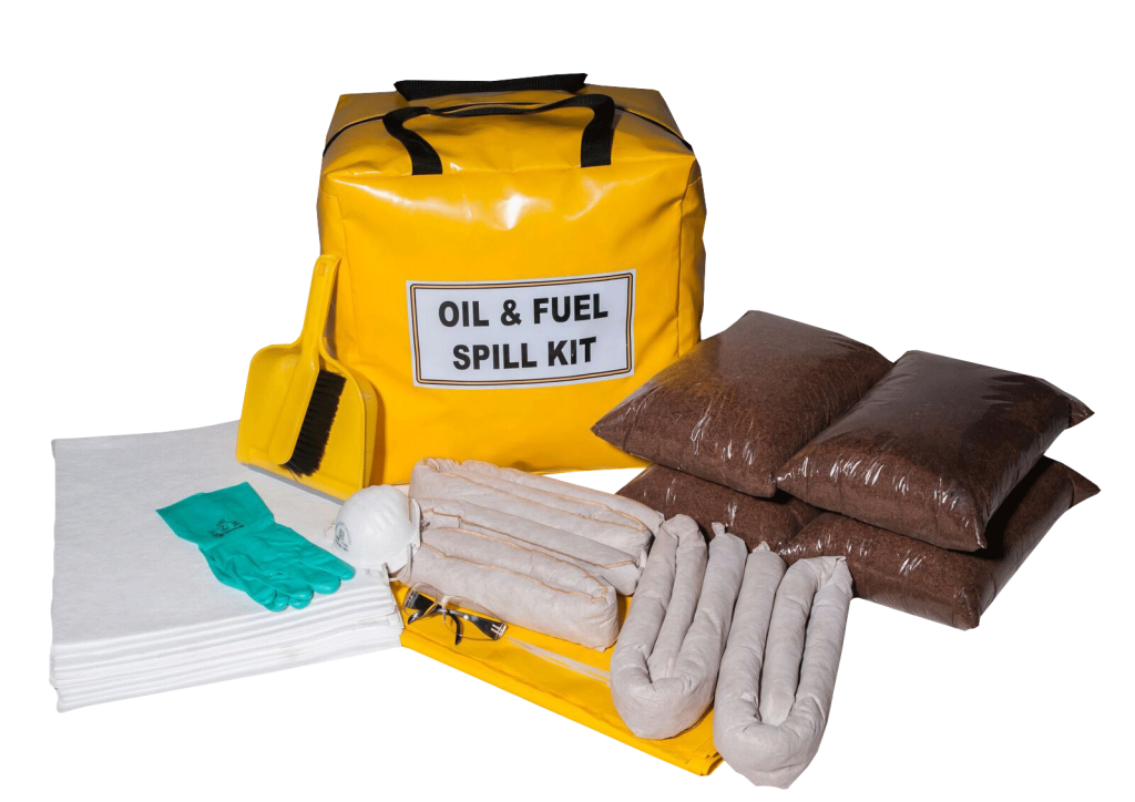 80L-CARRY BAG SPILL KIT OIL