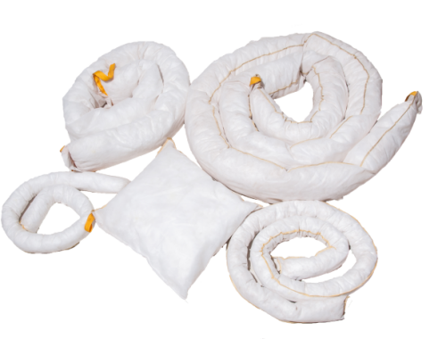 PetroZorb-OIL POLYPROPYLENE BOOMS ,PILLOWS ,SOCKS