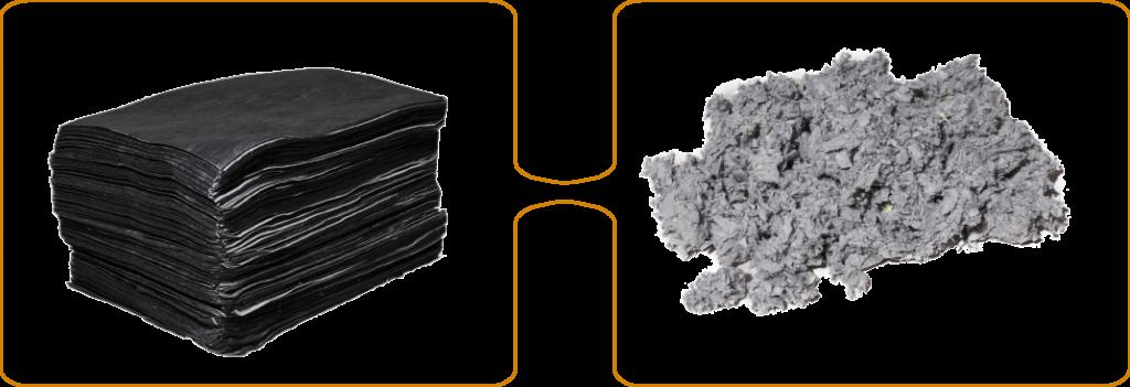 Universal Absorbent Polypropylene - Absorbents