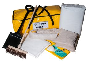 125L CARRY BAG SPILL KIT - OIL (UNBRANDED)